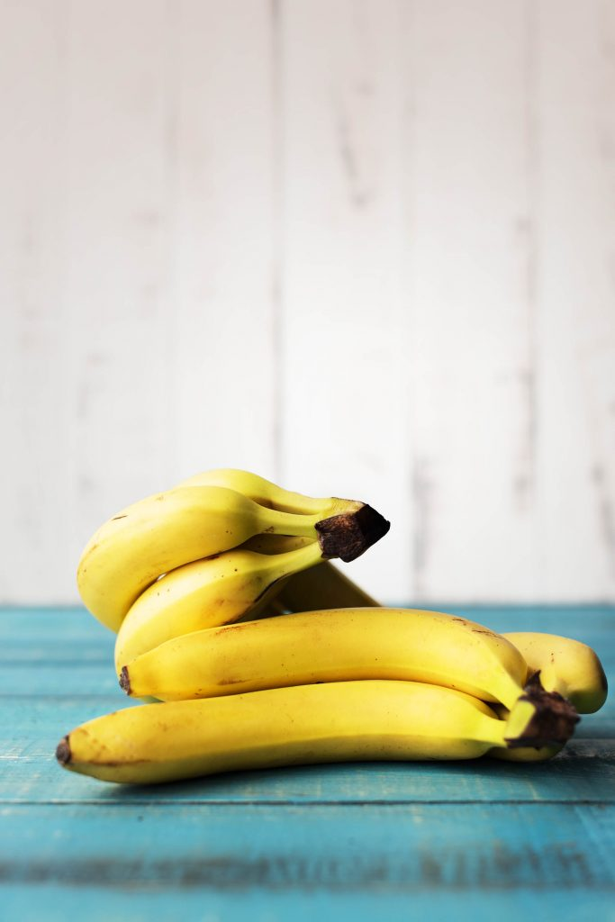 fruits and veggies-bananas-ripe-HelloFresh