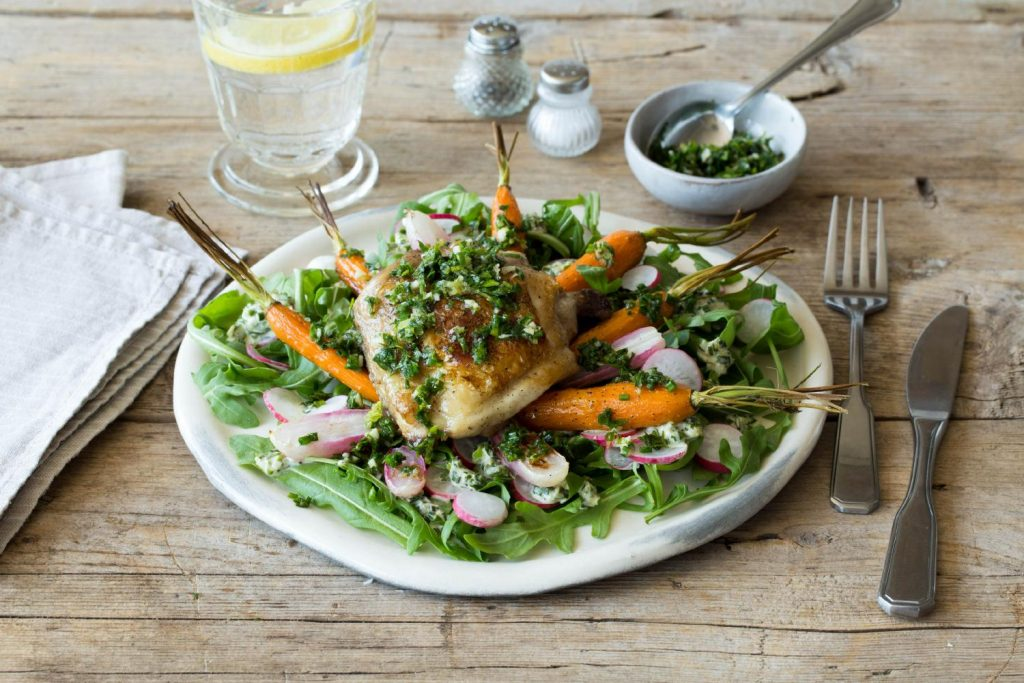 summer veggiees-radishes-HelloFresh-Jamie-Oliver