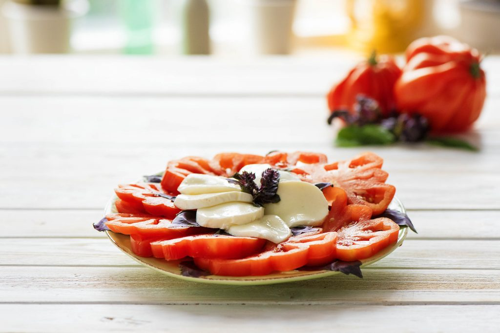 Caprese Salad Recipe-3-ways-HelloFresh