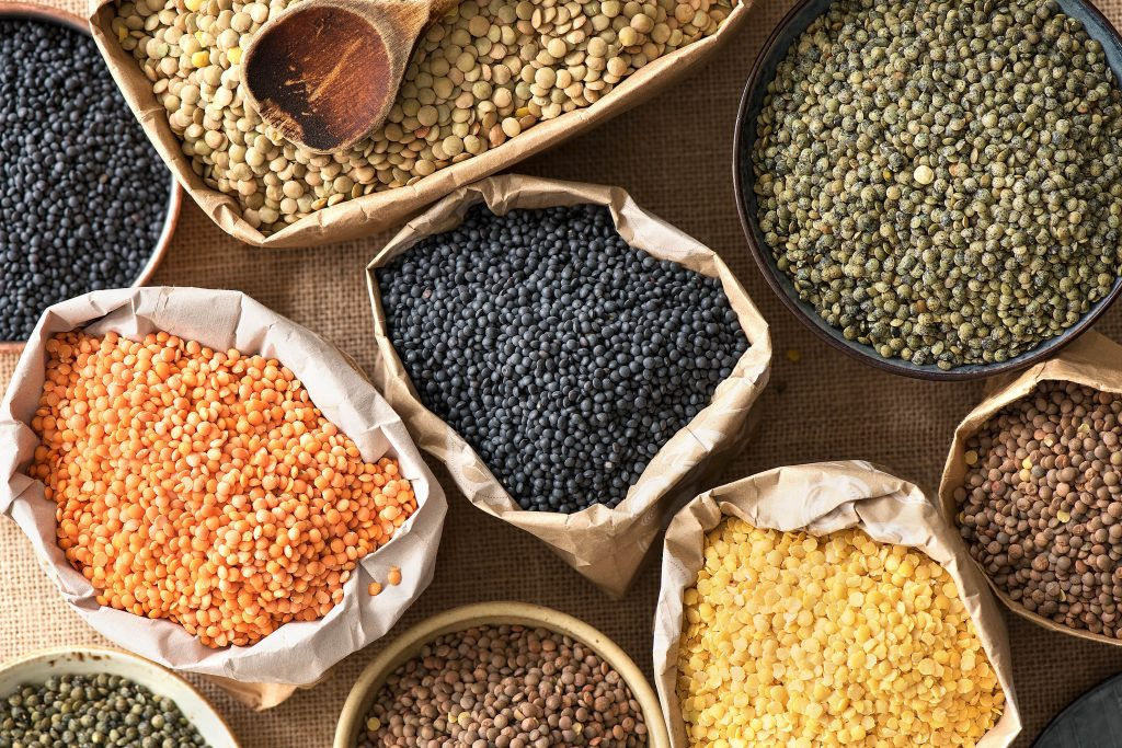 brain foods-lentils-HelloFresh