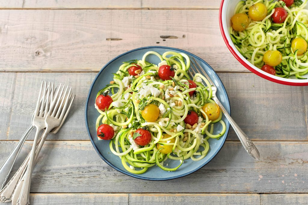 veggie recipes-zucchini-noodles-zoodles-HelloFresh