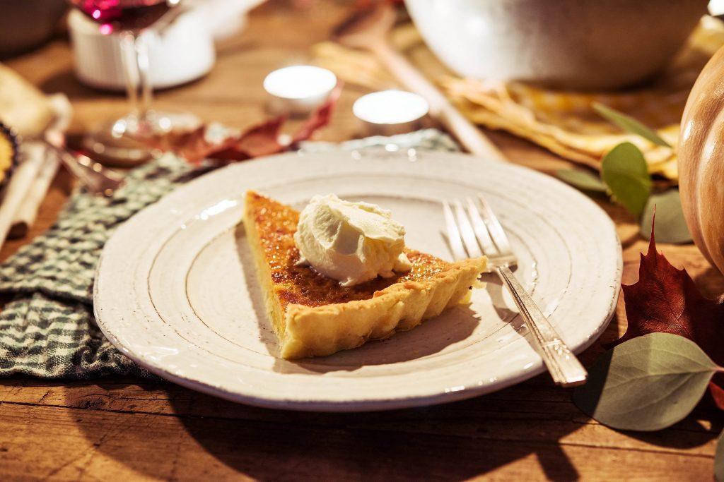 thanksgiving menu ideas-pumpkin-pie-recipe-HelloFresh