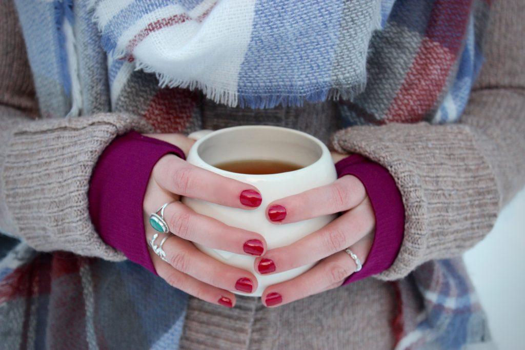 thanksgiving-food coma-recover-herbal-tea-HelloFresh