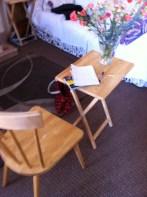 the school desk