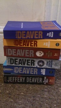 6 books for £1.50
