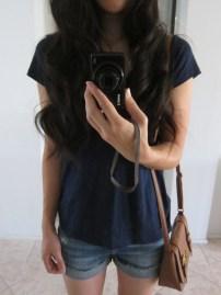 Bye-bye long hair...