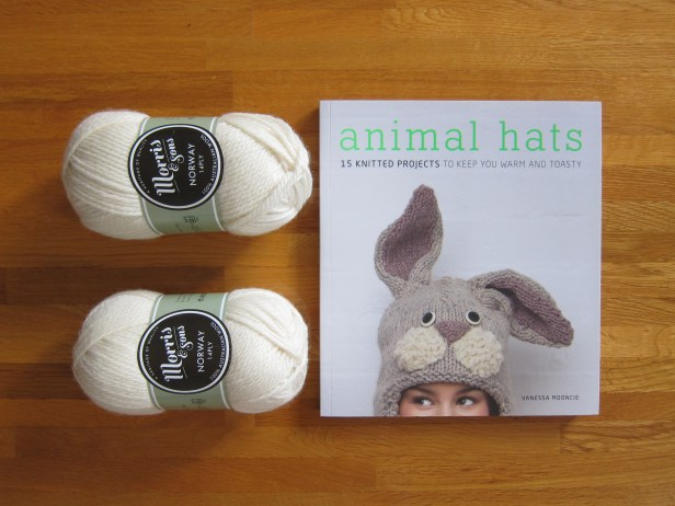 new knitting projects