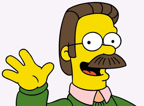 Were All About Okilly Dokilly The Ned Flanders Themed