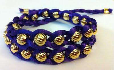 DIY Wrap Bracelet | HelloGlow.co