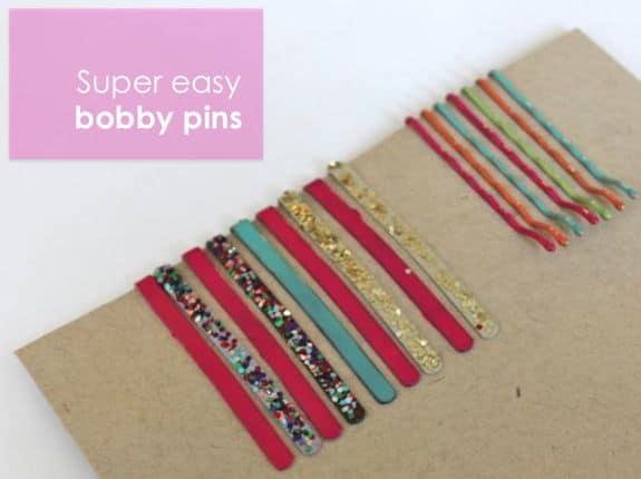 bobby pins