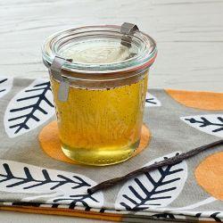 DIY Homemade Vanilla Syrup