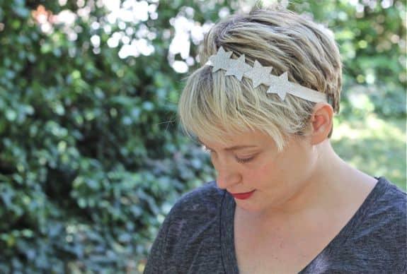 star headband tutorial