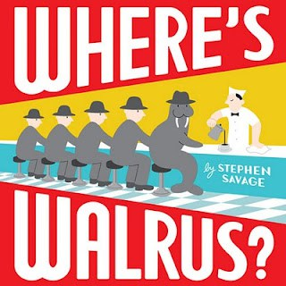 Library find . . . Where's Walrus?