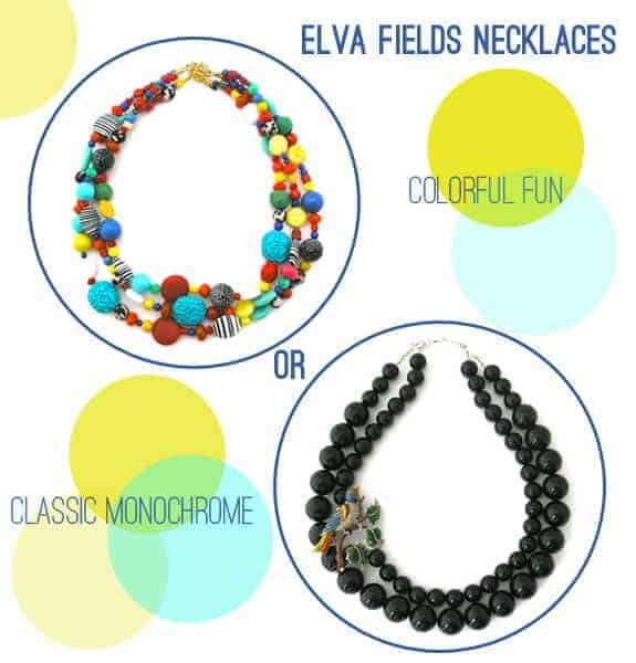Elva Fields necklaces - Hello Glow