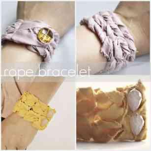 DIY Bracelet Rope