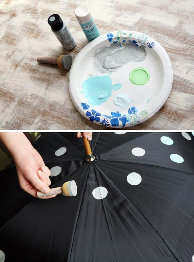 DIY Umbrella Supplies