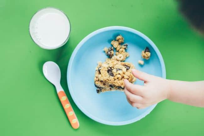 No Bake Energy Bars | 25 Healthy Energy Bar Recipes