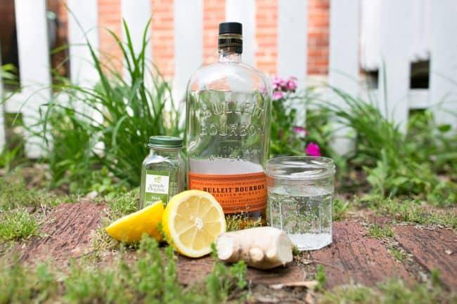 Bourbon coctail recipe