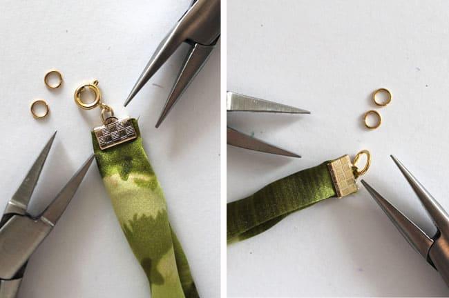 Holiday bracelet tutorial | Hello Glow