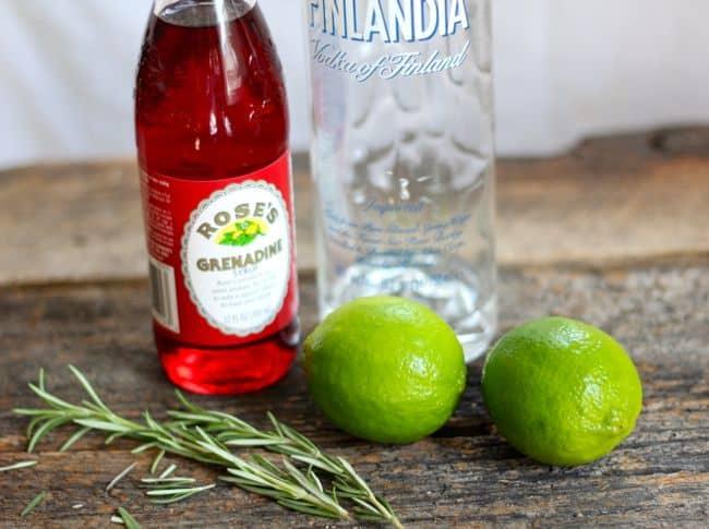 Vodka Blush Recipe | Hello Glow