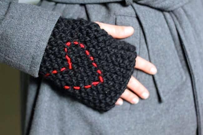 Fingerless Gloves | Hello Glow