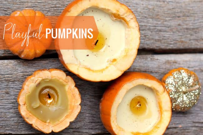 25 Playful Pumpkin Ideas | Hello Glow
