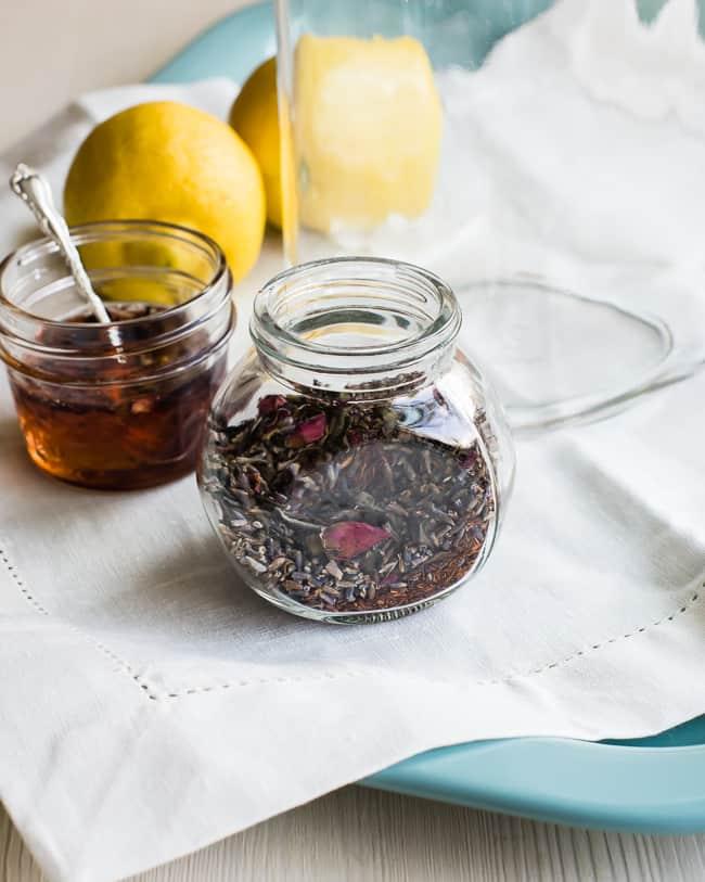 Rooibos Herbal Sun Tea | Hello Glow