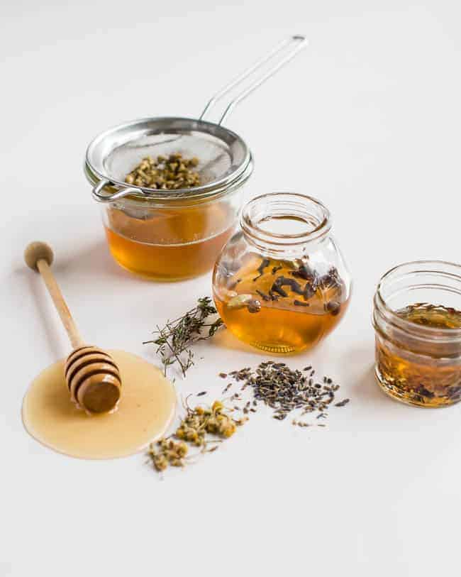 How To Make Infused Honey | Hello Glow