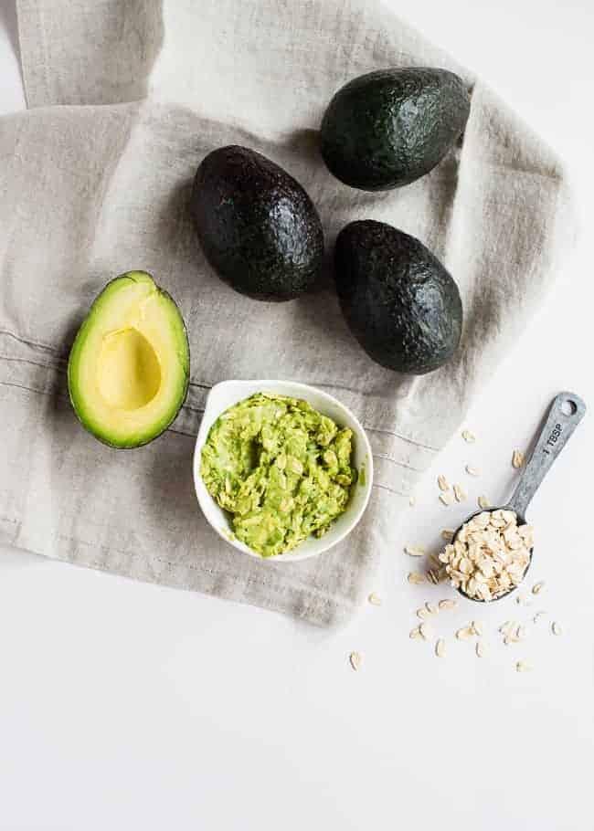 ricetta avocado per la pelle del viso