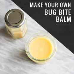 HOW TO: Make A Super Soothing Bug Bite Balm