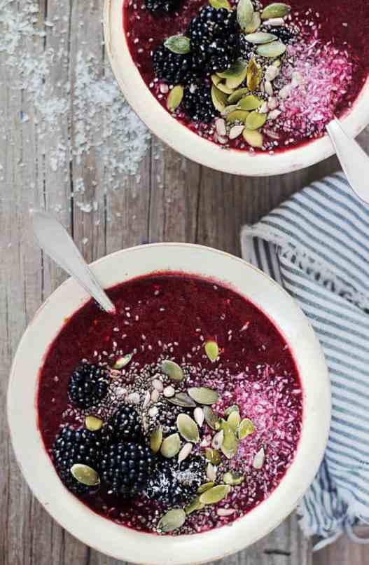 Resultado de imagen para blackberry detox water
