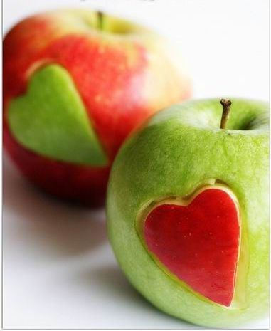 Heart-y Apples