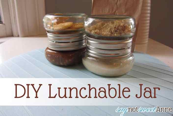 Lunch Jars