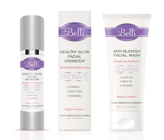 Belli Skincare Giveaway