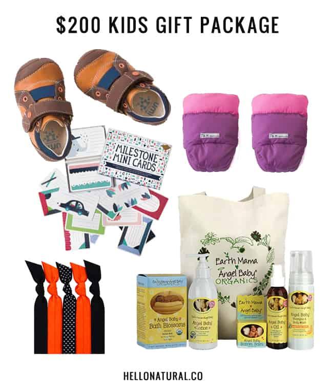 $200 Kids Gift Package | Hello Glow