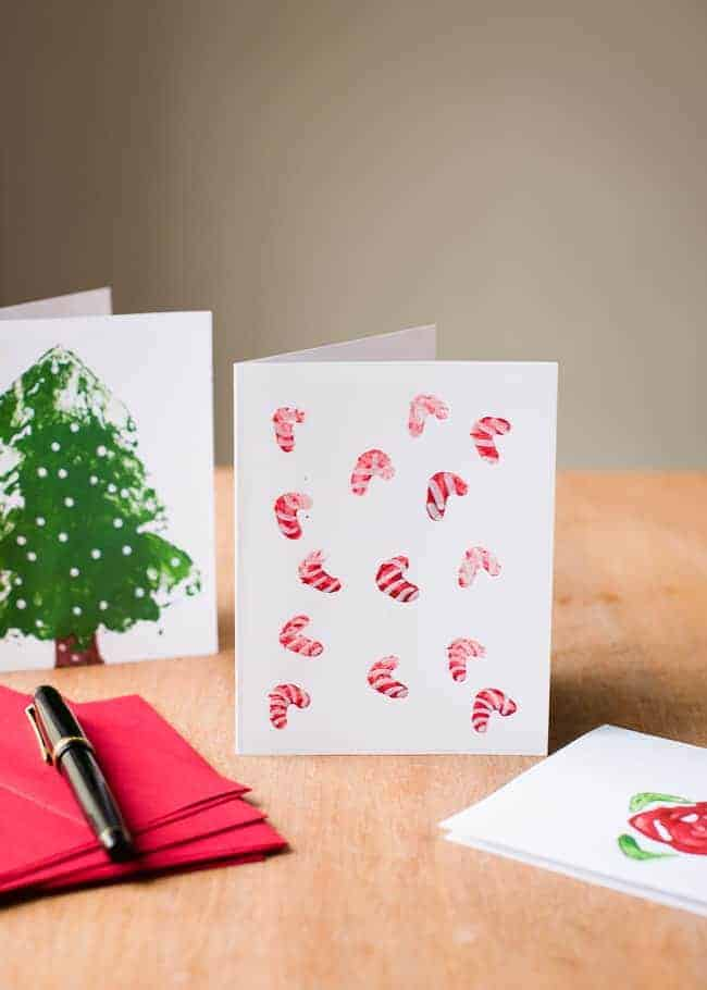 DIY Aromatherapy Holiday Cards | HelloGlow.co