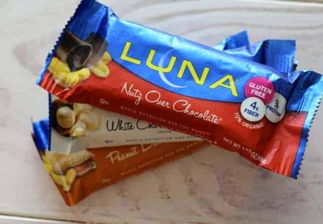 Gluten Free Luna Bars | HelloGlow.co