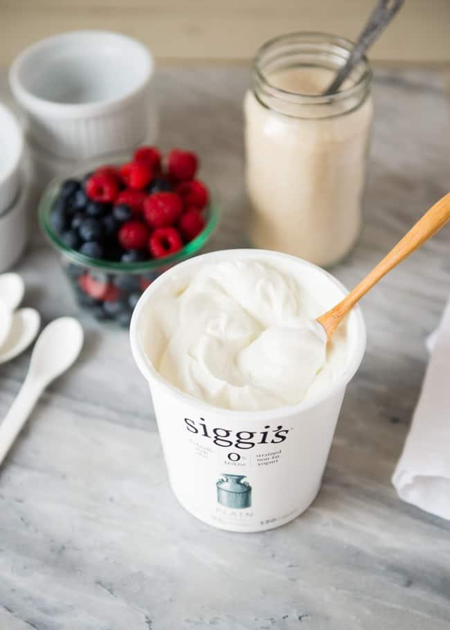 Yogurt Creme Brulee   HelloGlow.co