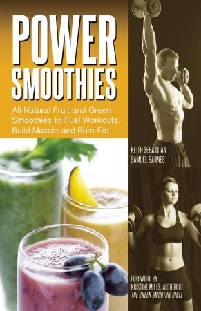 165 Smoothies Book GIveaway + Recipe Reprint | HelloGlow.co