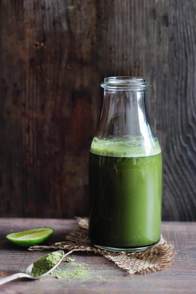 Matcha Energy Drink | 3 Homemade Energy Drinks