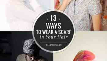 13 Super Stylish Ways To Tie A Scarf Different Ways Of Tying A Scarf