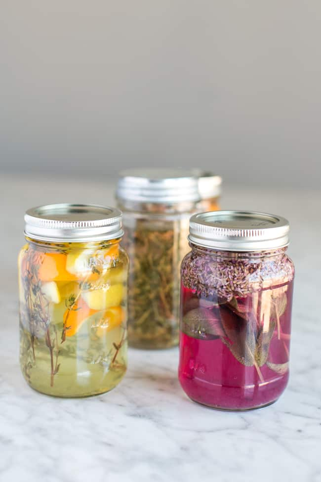 How to Infuse Vinegar