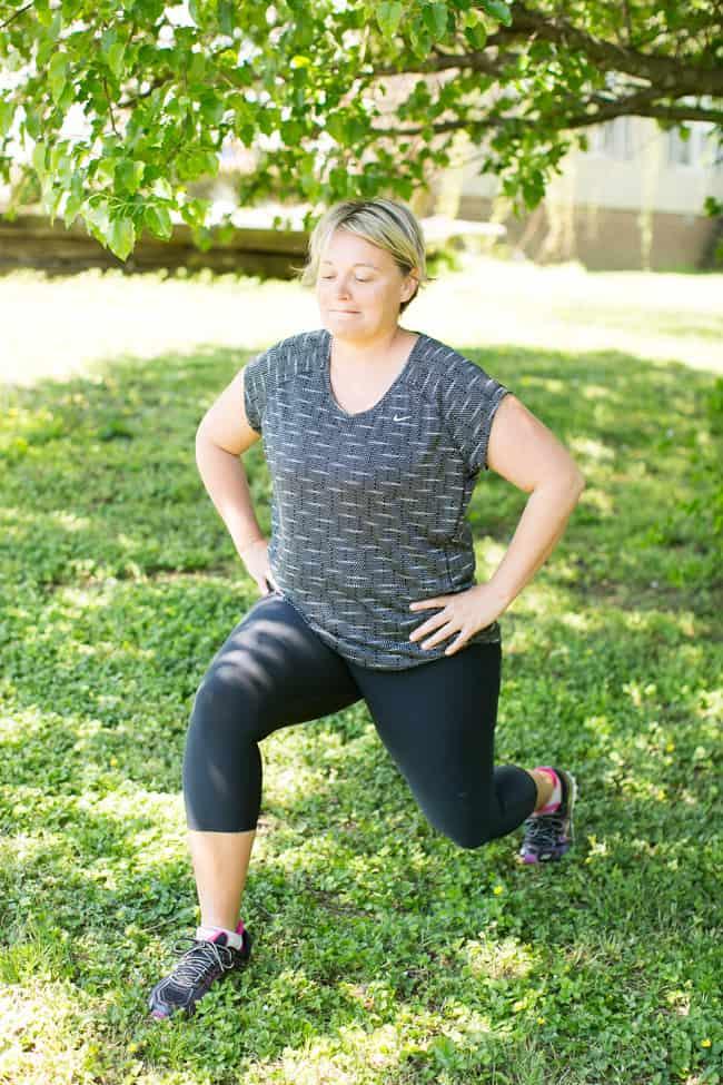 5 Pre-Run Dynamic Stretches