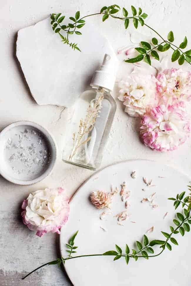 Jasmine Aloe Perfume Body Spray