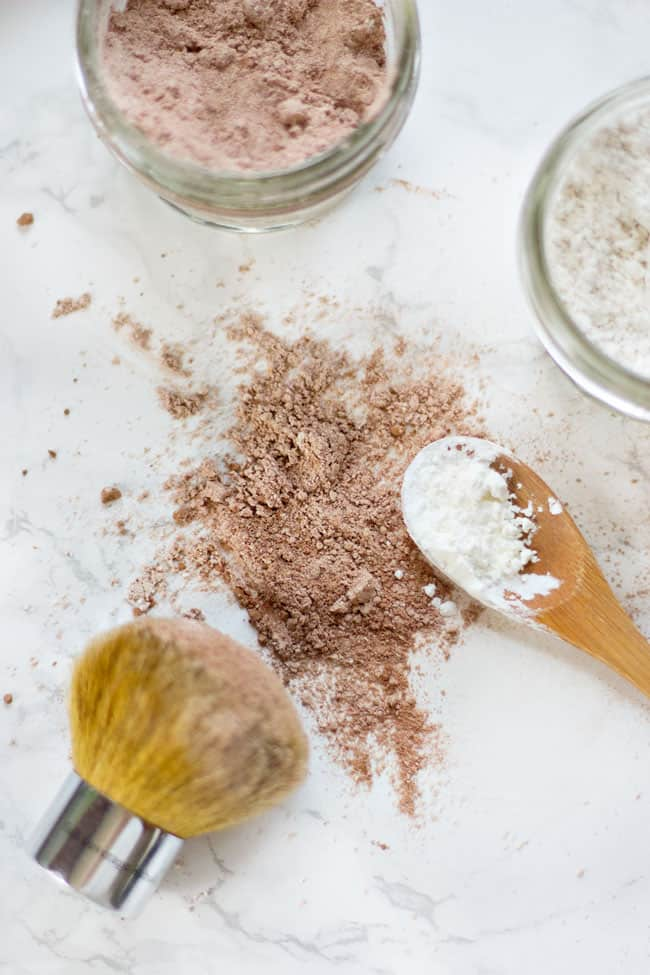 3-Ingredient Dry Shampoo