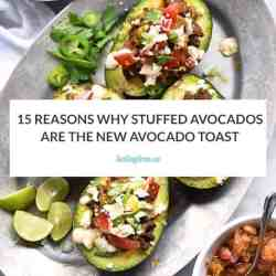 15 Reasons Why Stuffed Avocados Are The New Avocado Toast