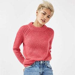 Topshop Luxe Mohair Sweater