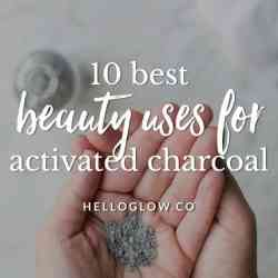 10 Ways to Use Activated Charcoal at Home