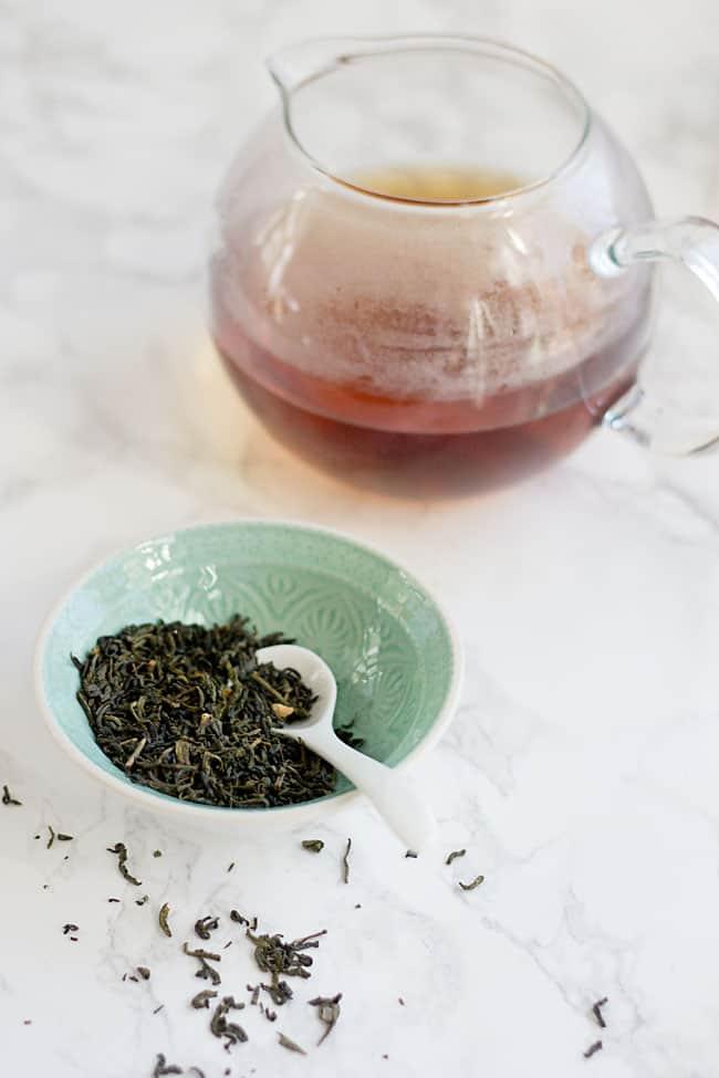 Natural Sore Throat Remedies - Licorice Root Tea