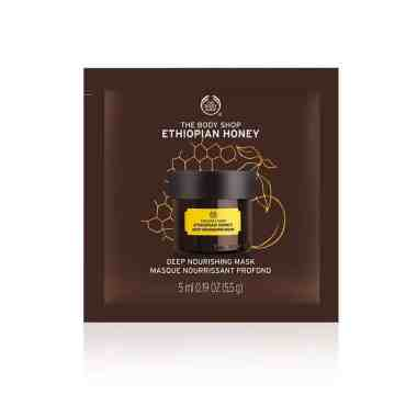 Ethiopian Honey Deep Nourishing Mask Packette